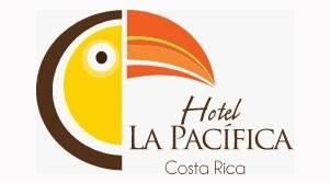 logo hotel y hacienda La Pacífica